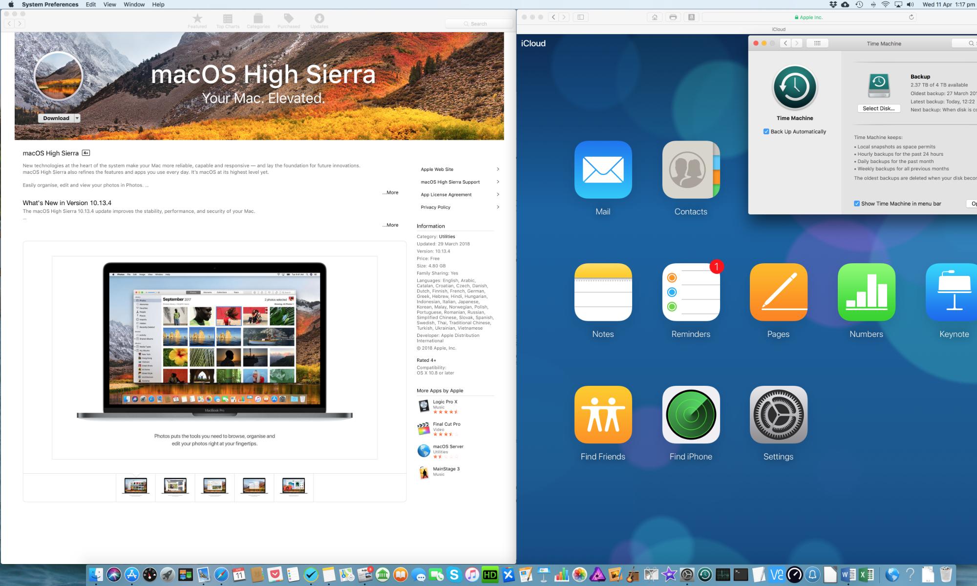 Preventative Maintenance for Apple Mac
